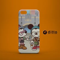 DISNEY MOUSE OUTING Design Custom Case by ditto! for iPhone 6 6 Plus iPhone 5 5s 5c iPhone 4 4s Samsung Galaxy s3 s4 & s5 and Note 2 3 4