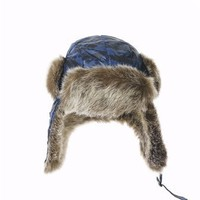 Gaby Gators Trapper Hat - 5290037 - Little Marc Jacobs - Boy's Ready to Wear and Accessories - View All - Marc Jacobs