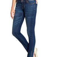 Women's The Rockstar Ankle-Zip Jeans