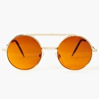 Flip Side Shades - Gold