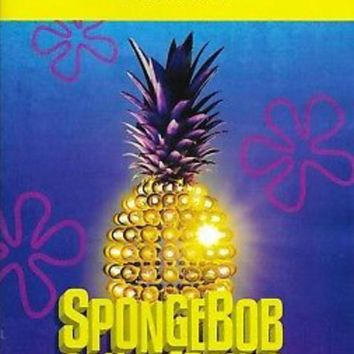 Spongebob Squarepants The Musical Playbill