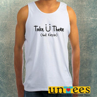 Jack U Take U There Clothing Tank Top For Mens
