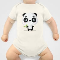 Panda Baby Clothes by Maria Jose Da Luz