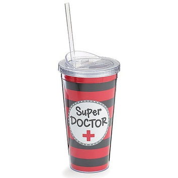 Burton + Burton Super Doctor Travel Mug