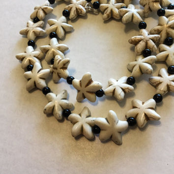 Ray52 Handmade Starfish Beaded Eyeglass Chain Holder