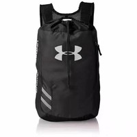 Under Armour Fashion Sport Drawstring Shoulder Bag Travel Bag Backpack