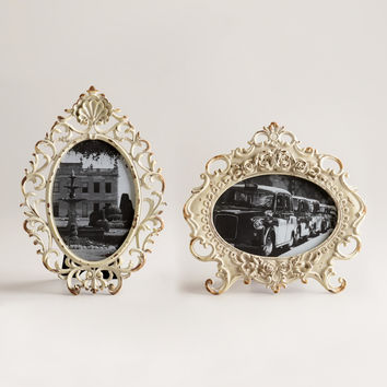 Josephine Oval Frame - World Market