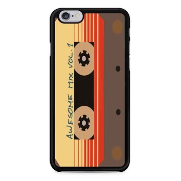 Awesome Mix Vol 1 Minimalist iPhone 6/6s Case
