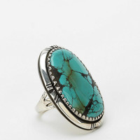 Spell & The Gypsy Collective Turquoise Mountain Ring
