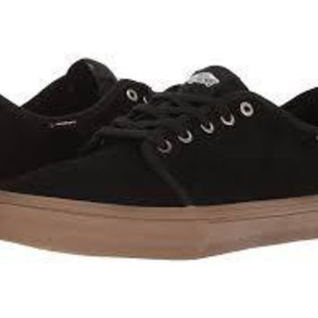 Vans Y Chukka Low-Black/Gum/Must
