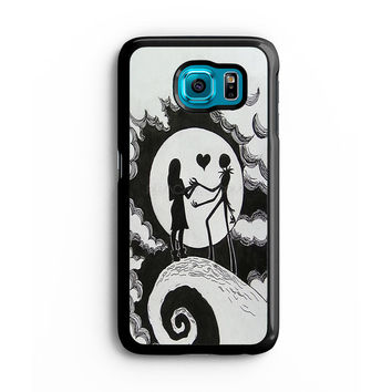 Sally and Jack Samsung S6 s5 s4 S3 Case, Note 3 4 5 Case, iPhone 6s 5s 5c 4s Cases, iPod case, HTC case, Xperia Z3 case, LG G3 Nexus case, iPad cases