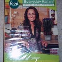 Everyday Italian With Chef Giada De Laurentiis - Celebrate Italian 3 DVD Set