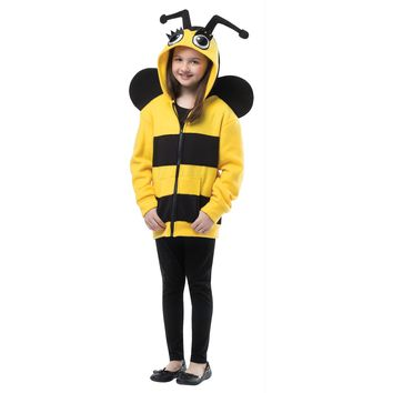 Hoodie Bumble Bee Ch 7-10