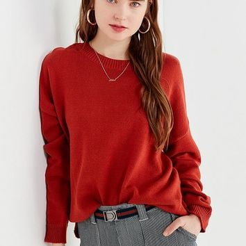 UO Sadie Scalloped Pullover Sweater | Urban Outfitters