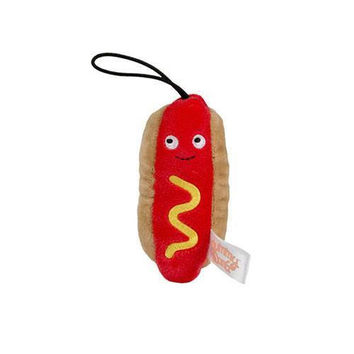 YUMMY WORLD Franky the Hot Dog Small Plush Ornament
