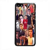 jack gilinsky collage scott mccall iphone 5c 4 4s 5 5s 6 6s plus cases