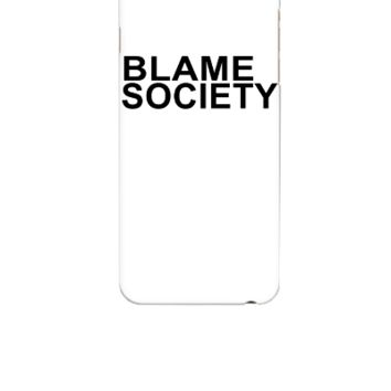 BLAME SOCIETY - iphone 6 Case