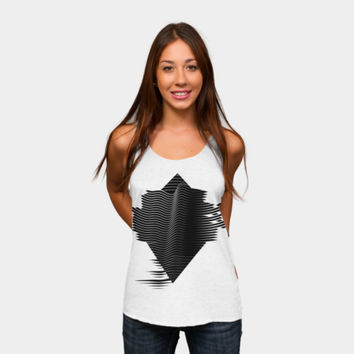 Strange New Sounds Tank Top By Daniacdg Design By Humans