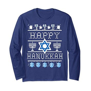 Ugly HANUKKAH Sweater Shirt