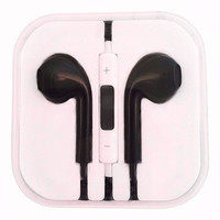 Midnight Black Earbuds