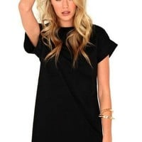 The Rileigh Tee Shirt Dress (Additional Colors) FINAL SALE!