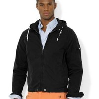 Polo Ralph Lauren Hooded Windbreaker | macys.com