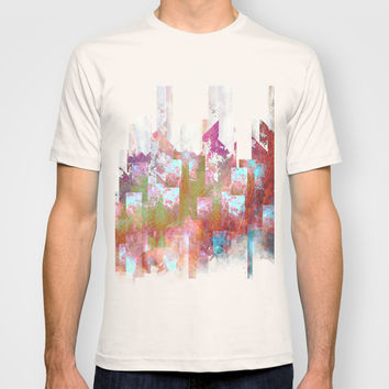 Dead cities T-shirt by HappyMelvin