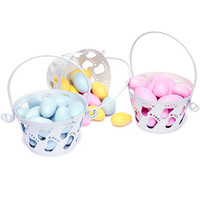 Baby Feet Candy Baskets: 18-Piece Set