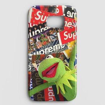 Supreme Stickerbomb Samsung Galaxy S7 Case