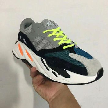 DCCK Adidas X Yeezy Boost 700' Unisex Sport Casual Multicolor Running Shoes Couple Sneaker