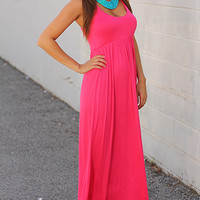 Easy As Pie Maxi, Pink