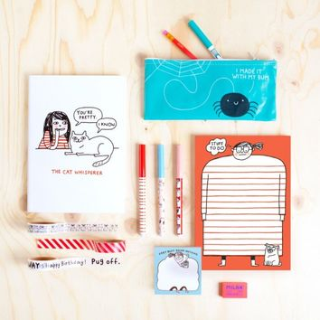 Gemma Correll Stationery Bundle