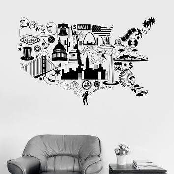 Best United States Wall Decal Products on Wanelo