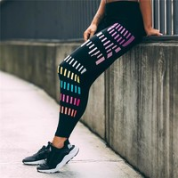Print Gym Leggings [125464084495]