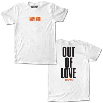 Twenty88 Out Of Love T-Shirt