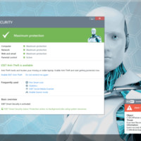 ESET Smart Security 9.0.318.0 Crack Activation Key