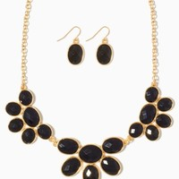 Petal to the Metal Necklace Set | Necklaces | charming charlie