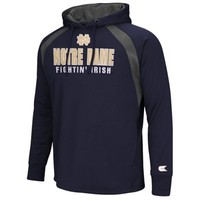 Notre Dame Fighting Irish Lift Pullover Hoodie – Navy Blue