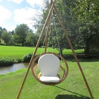 Circa Swing Chair with Stand