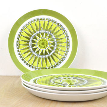 Mikasa Duplex by Ben Seibel Dinner Plates // Carnival Pattern  sc 1 st  Wanelo & Shop Mikasa Dinner Plates on Wanelo