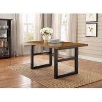 C & M Industrial Dining Table