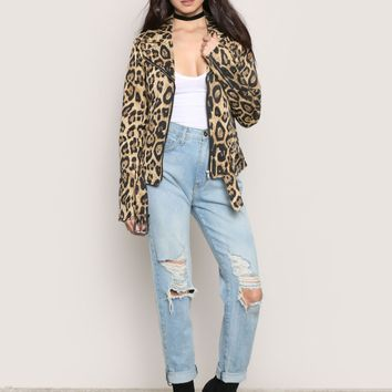 WILD CHILD MOTO JACKET