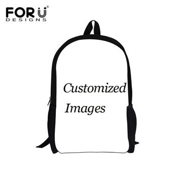 Student Backpack Children FORUDESIGNS Children Schoolbag Primary Student Backpack Boys Fortnite Cartoon Backpack Hot Game Backpack School Bags for Girls AT_49_3