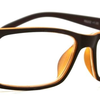 Retro Reading Glasses Classic Vista Spring Hinge Frame Readers
