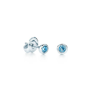 Tiffany & Co. - Elsa Peretti®:Color by the Yard<br>Earrings