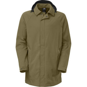 The North Face MacArthur Softshell Trench Coat - Men's