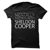 Limited Edition Mentally Friends With Sheldon Cooper