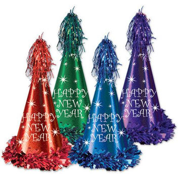 Reflections Party Hats