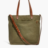 The Canvas Medium Transport Tote