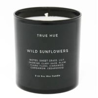 Wild Sunflowers Candle